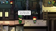 Riddle me this... #Scribblenauts #ScribblenautsUnmasked #DCComics #TheRiddler