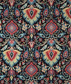 Covington Harrah Mardi Gras Fabric - $30.6   onlinefabricstore.net