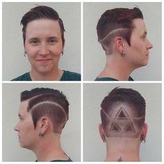 By Erik Lindström at Voltage Salon in Fort Collins, CO. www.eriklindstromhair.com . ✂️️💈🖌️Hairstylist / Colorist / Dreadlock Artist ⚧⚨♁Specializes in Transgender & Queer Hair 🌈LGBTQ+ Friendly .  instagram.com/erik_voltagesalon .  facebook.com/erikvoltagesalon .  erik-voltagesalon.tumblr.com twitter.com/erik_voltage . #fortcollins #fortcollinshair #denverhair #hair #hairstylist #hairporn #hairgoals #hairideas #hairfashion #modernsalon #rawartist #kevinmurphy #erik_voltagesalon #voltagesalon Queer Hair, Kevin Murphy, Fort Collins, Transgender, Hair Goals, Salons, Facebook, Twitter, Hair Styles