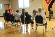 LIVESTRONG session at Aspirus for cancer survivors