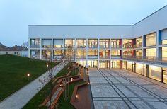 BAHCS Architects // Szent-Györgyi Albert Agora in Szeged // photo © Zsolt Frikker