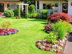 simple home landscaping ideas | Creative Landscaping Ideas | Home Decoration Ideas