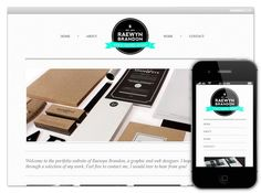 30 Responsive Portfolios For Your Inspiration #responsive #webdesign #inspiration