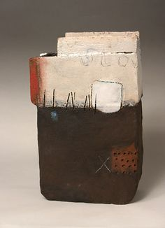 Ceramics by Craig Underhill at Studiopottery.co.uk - 2012. Water level, 32cm high
