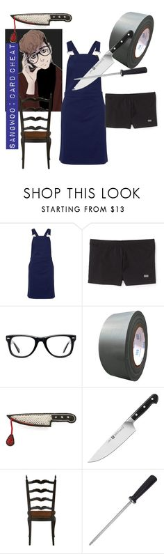 """Sangwoo: card cheat"" by dreadreas22 ❤ liked on Polyvore featuring Sugarhill Boutique, BOSS Black, Muse, Macon & Lesquoy, J.A. Henckels, Pier 1 Imports, men's fashion and menswear"