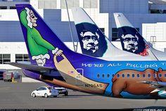 Alaska Airlines Boeing 737-490 @ SEA