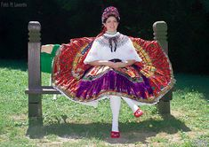 Folk Costume, Costumes, Traditional Dresses, Captain Hat, Tights, Textiles, Embroidery, Hungary, Hats