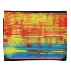 Get yourself a new Artistic wallet from Zazzle. Shop our amazing selection and find the perfect wallet or money clip to hold your cash! Colorful Abstract Art, Art Store, Design Products, Sunnies, Print Design, Wallets, My Arts, Artist, Prints