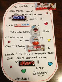 Top 5 gifts for pope birthday: tips and guide to acqu-Top 5 regali per papa compleanno: consigli e guida all' acquisto II➤ Discover the most desired birthday gifts. ✅ Offers, prices, brands, tips and opinions ⇒ Choose the perfect gift at the best price! Funny Birthday Cards, Diy Birthday, Birthday Gifts, Happy Birthday, Humor Birthday, 5 Gifts, Gifts For Dad, Diy And Crafts, Crafts For Kids