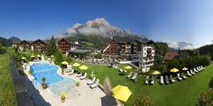 Summer or Winter, the Krallerhof combines deep relaxation with alpine exertion in luxurious and child-friendly surroundings Places Ive Been, Places To Go, Superior Hotel, Alpine Adventure, Deep Relaxation, Best Hotels, Dolores Park, Mansions, House Styles
