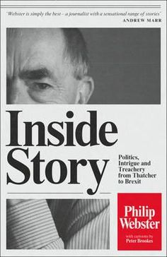 The essential handbook for anyone interested by the craft of journalism, 'Inside Story' reviews three decades of lead stories and the many politicians, great and small, that he has encountered