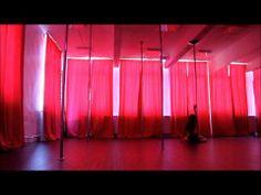 Julia Wahl - Miss Pole Dance Germany 2013 Choreo