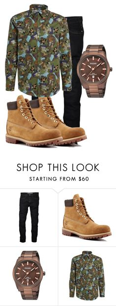 """bae 😘😘"" by th3-qu33n-25 on Polyvore featuring Timberland, MSGM, men's fashion and menswear"