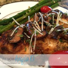 My 21 Day Fix Chicken Marsala is absolutely delicious and I cannot wait to make it again! The next time I make it, I will be adding more mushrooms, for sure! They were so good! I will also be looking for a Marsala Cooking wine that is a little lower in sodium – it could […]