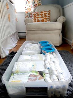 Spring Cleaning: 10 Inspiring Ideas For Organizing the Nursery