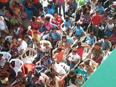 800 NIÑOS Y NIÑAS CENARON EN LA FUNDACION SENSACION : LA NOVENA CENA INFANTIL NAVIDEÑA PARA NIÑOS POBRES DE SANTO DOMINGO OESTE, fue llevada a cabo en la zona de Herrera por la Fundacion y la Comision Nacional de los Derechos Humanos filial Herrera que preside el Doctor Alberto Diaz. Esta actividad se efectua todos los 23 de Diciembre de cada año en la Calle 12, No.9, Buenos Aires y asisten niños de Las Palmas, Buenos Aires, Guajimia, y el Barrio Libertador de Herrera. Esta actividad...