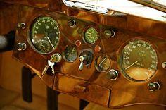 1954 Jaguar XK 120 DHC