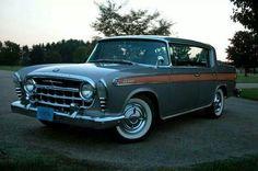 1957 Nash Rambler