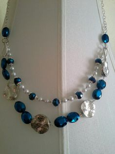 My first chunky necklace.