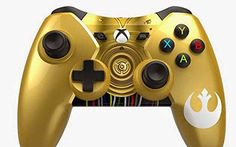 POWER A Xbox One Wired Star Wars C-3PO Controller