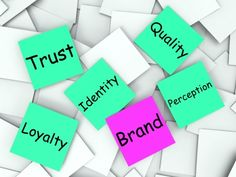 How Does an Author Get Branded?   #branding