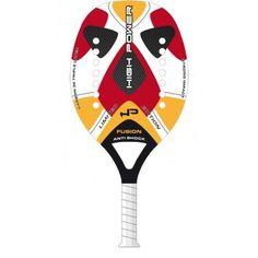 Beach tennis Rackets HP Fusion 2012-2013
