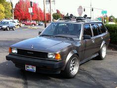THE STREET PEEP: 1982 Toyota Corolla E70 Wagon