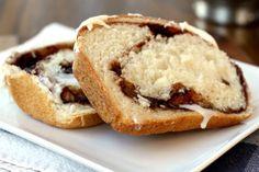 Cinnamon Raisin Swirl Bread