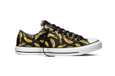 d3ebfca520f7 Sneaker brand Converse has debuted its second Andy Warhol inspired  collection