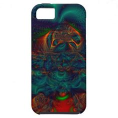 Trance-like State Psychedelic Abstract iPhone 5 Cases @True Station