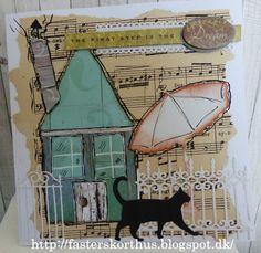 Fasters korthus: Det grønne hus