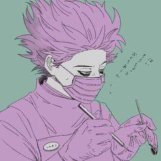 I'd let him be my dentist💜 My Hero Academia 2, Buko No Hero Academia, I Dont Need Friends, My Dentist, Estilo Anime, Boku No Hero Academy, Manga Comics, Anime Guys, Character Art