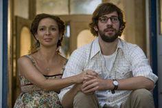 "Maya Rudolph and John Krasinski in ""Away we go"", directed by Sam Mendes, 2009."