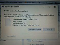 #help #ajuda ... Não consigo deletar este arquivo ... agradeço pela ajuda