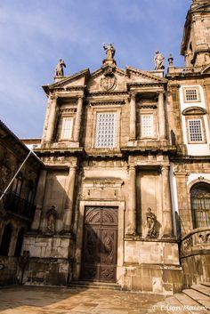 fachada da Igreja São Francisco