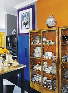 An Exuberantly Colourful Home In Parkhurst   House and Leisure