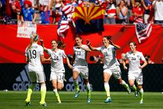 The U.S. Women's National #Soccer team will have a ticker-tape #parade along the Canyon of Heroes in #NYC #Manhattan on Friday, July 10 at 11:00 AM