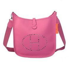 b2944ec008e6 Wholesale Réplique Hermes Evelyne Messenger Bag H1608 Rose - €213.43    réplique sac a main, sac a main pas cher, sac de marque   sac hermes  evelyne pas cher