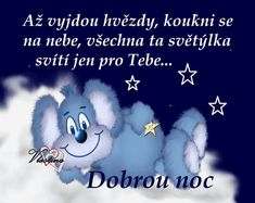 Dobrou noc obraz 1 Good Night, Lol, Motivation, Quotes, Fictional Characters, Outfits, Nighty Night, Laughing So Hard, Qoutes