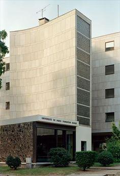 Fondation Le Corbusier - Buildings - Pavillon Suisse, Cité Internationale Universitaire