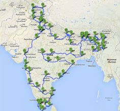 15 Places In India You Absolutely Must Explore On A Motorcycle-- http://www.scoopwhoop.com/inothernews/motorcycle-must-explore/
