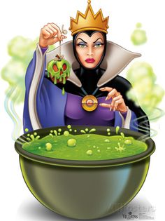 Evil Snow White | Evil Queen - Snow White Disney Villain Lifesize Standup Cardboard ...