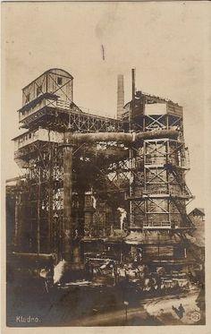 blast furnace, 1913