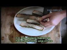 """▶ Jamie Oliver, Comida en 15 Minutos """"Salmón Asiático Crujiente"""" """"Ensalada Griega"""" - YouTube"""