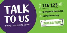 #TalkToUs 2016 campaign
