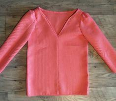 Blouse inspiration Bash à partir du patron de la robe Vanessa - République du chiffon #bashlike #tednalike