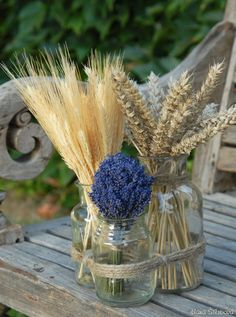 Image result for svatební kytice obilí Dried Flowers, Table Decorations, Plants, Weddings, Home Decor, Dry Flowers, Homemade Home Decor, Mariage, Wedding