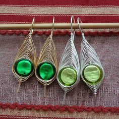 The Beading Gem's Journal: Cozy Sister's Wire Jewelry Tutorial Giveaways