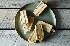Roasted Banana Paletas