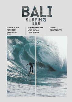Majalah Surfing Bali